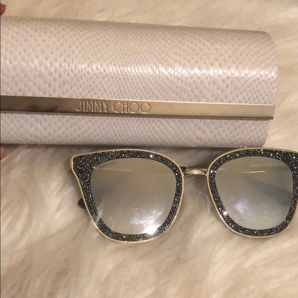291417d6a4 Jimmy Choo Accessories - Jimmy Choo  Lizzy  Sunglasses